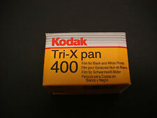 Kodak Tri-X Pan 400 Black & White Film,1 Roll, 24 Exp.,Expired 12/1993, Untested