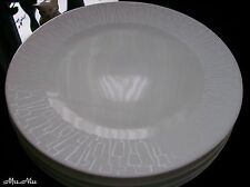 Rosenthal TAC Skin Silhouette - studio line - 6 x Frühstücksteller 22 cm *NEU*