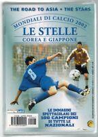 Mondiali di Calcio 2002 DVD Le Stelle World Cup