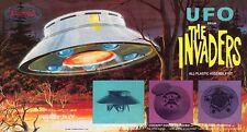 1960s AURORA UFO The Invaders model box magnet - new!