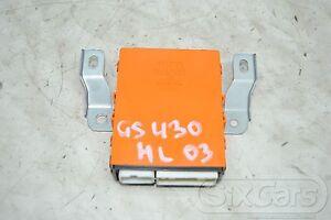 Lexus GS 430 S16 Control Unit Door Rear Mpx Door Toyota 89224-30050 123300-6322