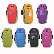 Sports Running Jogging Gym Armband Arm Band Holder Bag For Mobile Phones OK