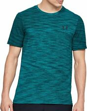 Under Armour Vanish Seamless Short Sleeve Mens Training Top - Green