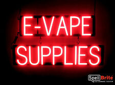 SpellBrite Ultra-Bright E-VAPE SUPPLIES Sign Neon look LED performance