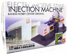 Bandai Hobby Center original 4-color injection molding machine