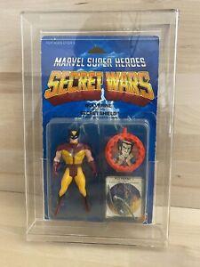 Wolverine Secret Wars Mattel Vintage 1984 Action Figure Sealed New