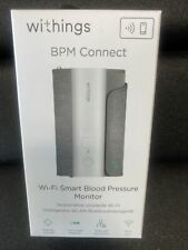 Withings - BPM Connect Wi-Fi Smart Blood Pressure Monitor - NEW Sealed !!!
