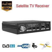 12V Satellite TV Receiver Gtmedia V7S HD 1080P with USB WIFI Support DVB-S2