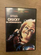 Chucky Die Mörderpuppe - DVD - Deutsch - Rarität - Uncut - MGM Erstauflage