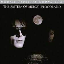 Floodland [Numbered Limited Edition] [Bonus Tracks] by The Sisters of Mercy (Vinyl, Feb-2012, Mobile Fidelity Sound Lab)