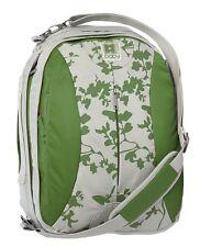 Babymule Backpack Rucksack Messenger Style Baby Changing Bag - Green Woodland