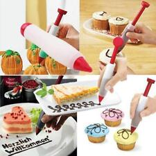 Kitchen Accessories Chocolate Writing Pen Piping Food Cream Pastry For Cake 6T
