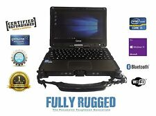 GETAC V110 Fully Rugged Convertible i5 Laptop, 8GB, 128GB M.2 SSD Win 10 Pro, 4G