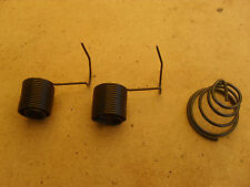 TWO TENSION SPRINGS ONE BEE HIVE SPRING FOR INDUSTRIAL WALKING FOOT MACHINES