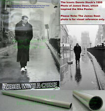 NITF John McEnroe NIKE Poster Rebel With A Cause NYC James Dean Inspired Without