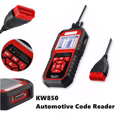 Universal ODB OBD2 Auto Diagnostic Tool Scanner KW850 Automotive Code Reader