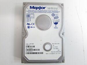 "Maxtor DiamondMax Plus 9 120GB 3.5"" IDE Hard Drive 6Y120P0 - TESTED"