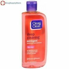 Clean & Clear Deep Cleaning Astringent Oil Fighting 8 oz
