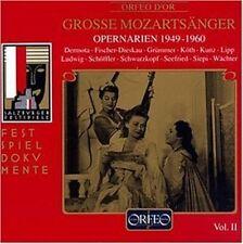 Grosse Mozartsanger, Vol. 2 - Opernarien 1949-1960 ~ New CD (1995, Orfeo)