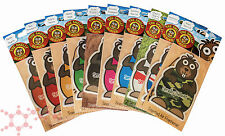 Smelly Beaver Car Air Freshener 10 Pack ~ Magic Tree Scents Car Home Office