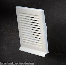 LA CUCINA Lüftungsgitter 150mm Außengitter Mauerkasten Abluftrohr Abzug Küche