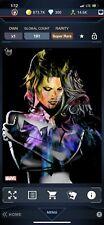 Phoenix - Color Burst Motion - Super Rare - Topps Marvel Digital card