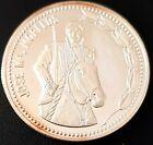MEXICO Silver Medal 2oz. PROOF Plata Pura .999 José Ma. Morelos VERY NICE!