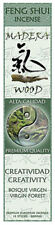 Wood Creativity Feng Shui Ferns Incense Sticks by Flaires - 3 PACK