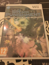 Sin And Punishment Successor of the Skies neuf sous blister Nintendo Wii