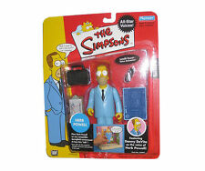 Playmates Toys The Simpsons Celebrity Series 1 Herb Powell Action Figure
