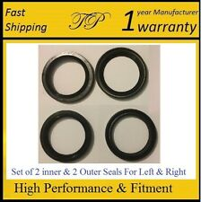 Front Wheel Bearing Seals For 93-07 SUBARU IMPREZA, 90-04 SUBARU LEGACY