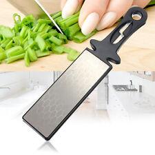 400# 1000# Grit Double Side Diamond Sharpener Knife Sharpening Stone Whetstone
