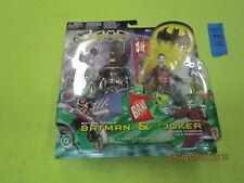 DC Universe Classics Lot BATTLE ARMOR BATMAN VS QUICK FIRE THE JOKER 2 PACK dcuc