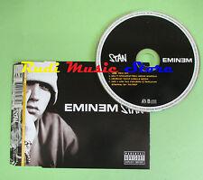 CD Singolo EMINEM STAN 2000 EU 497 467-2 INTERSCOPE (S16) no mc lp dvd vhs