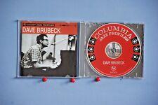 DAVE BRUBECK – JAZZ PROFILES - 10 TRACK 2007 CD ALBUM - 1ST CLASS MAIL