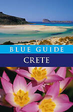 Blue Guide Crete (Eighth Edition)  (Blue Guides)-ExLibrary