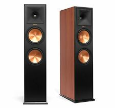 Klipsch RP-280F Tower Speakers - OPEN BOX = 1 PAIR, 2 SPEAKERS - CHERRY COLOR