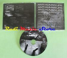 CD KADAVER DJINN Anti human life italy OLD EUROPA CAFE N.06/80(Xs1) no lp mc dvd
