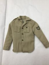 Vintage Ken #797 Original Army & Air Force Shirt Only Very Good