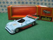Gulf le Mans Groupe 8 - 1/43 Solido 38