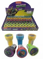 36PC TEENAGE MUTANT NINJA TURTLES STAMPS STAMPERS PARTY FAVOR CANDY BAGS GIFTS
