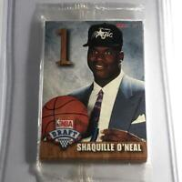 SHAQUILLE O'NEAL SHAQ 1992 SKYBOX NBA HOOPS DRAFT REDEMPTION ROOKIE SEALED SET
