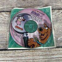 2004 Kelloggs Promo Scooby Doo Toon Tour Of Mysteries DVD-ROM Disc 3