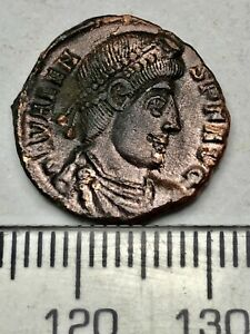 Genuine Roman Coin, c.350AD+, High Grade a ANGEL, Lincolnshire Find (G928)