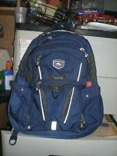 High Sierra Elite Backpack Computer Bag Air Flow Braided Cable Handle