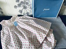BNWT Jacadi Baby Girl's Dress & Matching Pants 6 Months Gift Box
