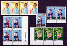 CONGO / ZAIRE ☀ football Spain '82, Christmas - Noël 1981, flowers 1984 ☀ 14 MNH
