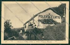 Biella Oropa cartolina QQ6440