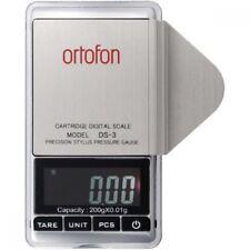 Ortofon Digital Stylus Tracking Force Pressure Gauge Scale DS-3