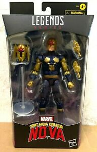 "IN HAND HASBRO MARVEL LEGENDS 6"" THE MAN CALLED NOVA 2021 Exclusive"
